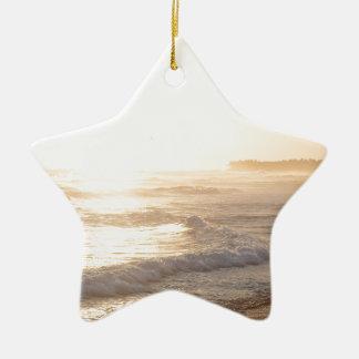 Echo Beach Bali Ceramic Star Decoration