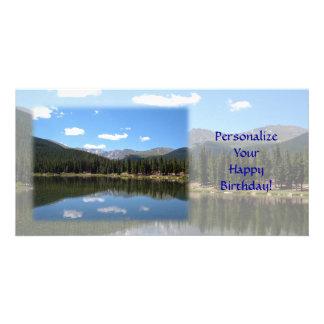 Echo Lake Mt Evans Colorado Photo Cards