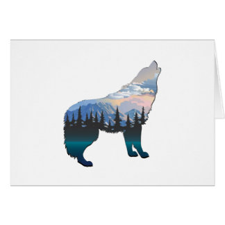 Echo of Yellowstone Card