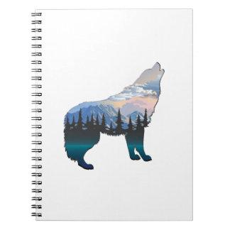 Echo of Yellowstone Notebook