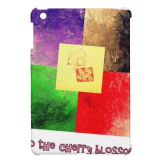 echo the cherry blossom iPad mini covers
