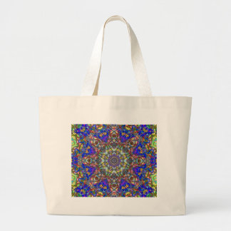 Echoes Of Ancient Souks Large Tote Bag