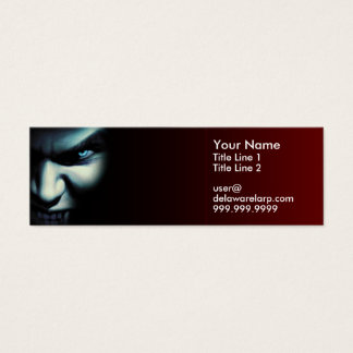 Echoes of Empires Profile Card  - Red