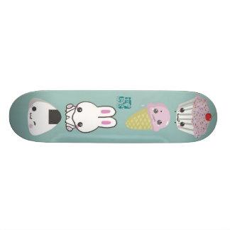 EclaireArt Kawaii Skateboard