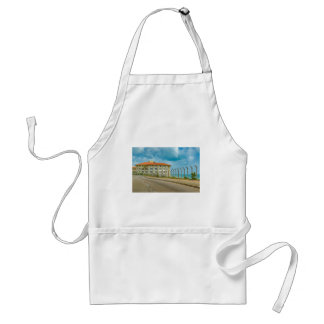 Eclectic Style Building Natal Brazil Standard Apron