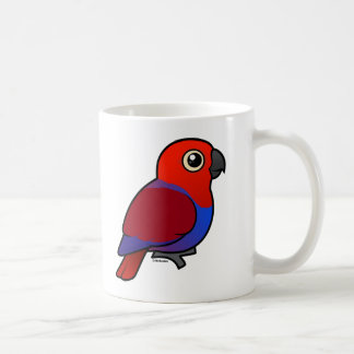 Eclectus Parrot female Coffee Mug