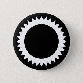 Eclipse 6 Cm Round Badge