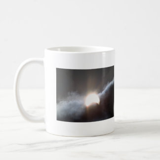eclipse basic white mug