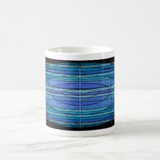 eclipse blue coffee mug