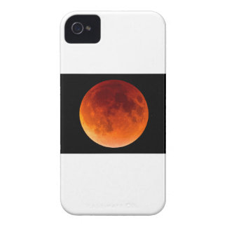Eclipse of the Blood Moon Case-Mate iPhone 4 Case