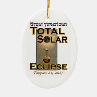 Eclipse Ornament