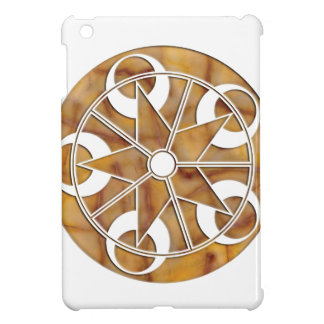 Eclipse Stone Crop Circle Case For The iPad Mini