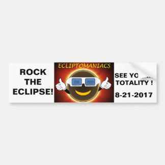 Eclipto Bumper Sticker