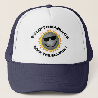 Ecliptomaniacs Ball Cap