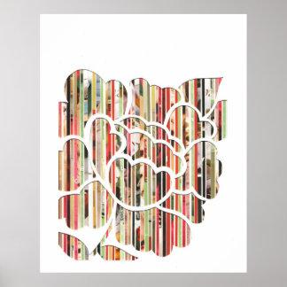 Eco Art Full Bloom Poster