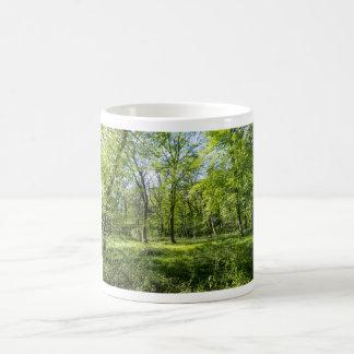 Eco Beauty Forrest Classic White Mug