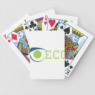 ECO BICYCLE PLAYING CARDS