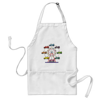 Eco Car Ferris Wheel Standard Apron