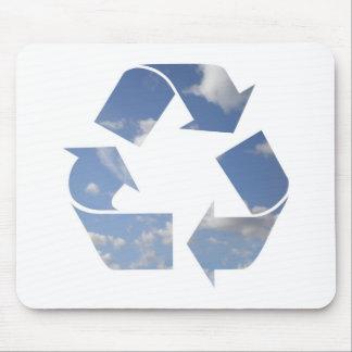 eco cycle mousepads