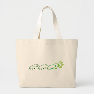 eco echo large tote bag