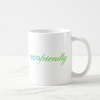 Eco Friendly Basic White Mug