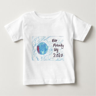"""Eco Friendly By 2020"" T Shirt"