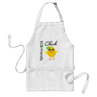 Eco-Friendly Chick Standard Apron
