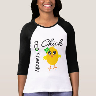 Eco-Friendly Chick T-Shirt