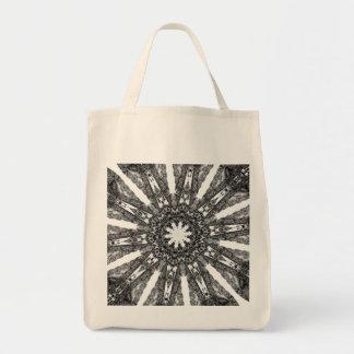 Eco-Friendly Elegant Victorian Parasol Reusable Bag
