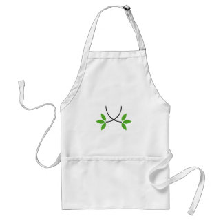 Eco friendly graphic aprons