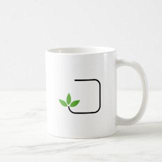 Eco friendly graphic coffee mug