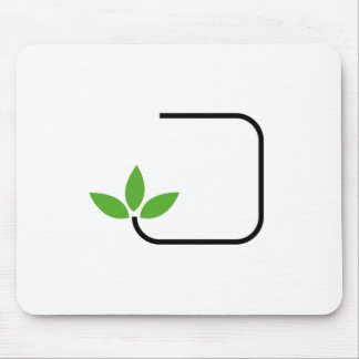 Eco friendly graphic mouse pad