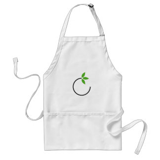 Eco friendly graphic standard apron