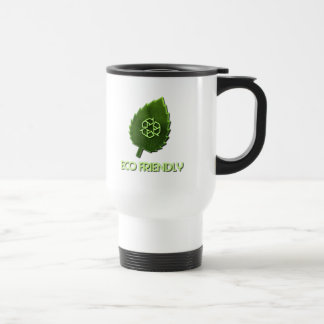 Eco Friendly Plastic Travel Mug