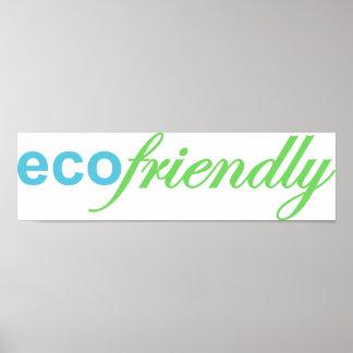 Eco Friendly Print