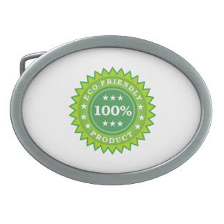 ECO Friendly Product Belt Buckle