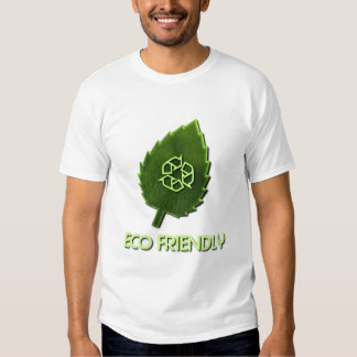 Eco Friendly Toddler T-Shirt