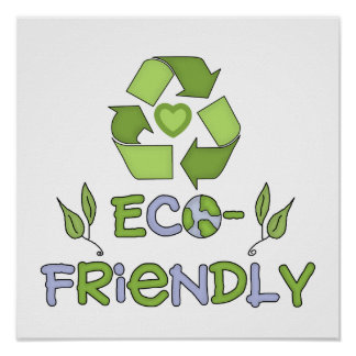 Eco-Friendly Tshirts and Gifts Print