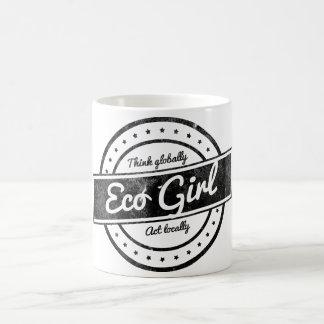 Eco Girl Mug
