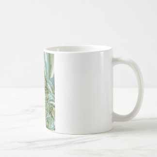 Eco - Going Green Environmental Friendly Colors Classic White Coffee Mug