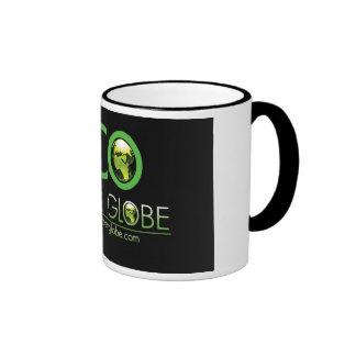 Eco Green Globe Coffee Mug