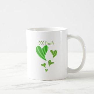 Eco Hearts Mug