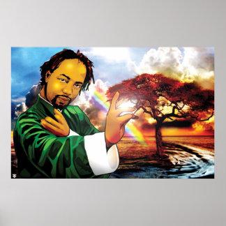 Eco kung fu poster