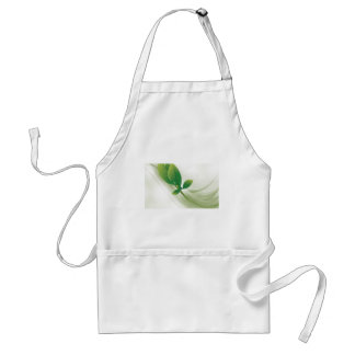 eco-leaves-vector standard apron