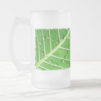 Eco Love Frosted Beer Mug
