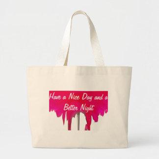 Eco Red Hakuna Matata Gift Customize Product Bag