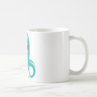 ECO Sea Monster Basic White Mug