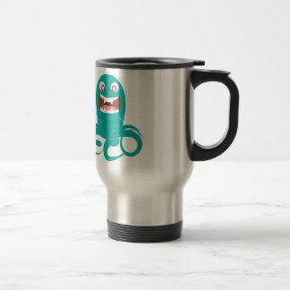 ECO Sea Monster Stainless Steel Travel Mug
