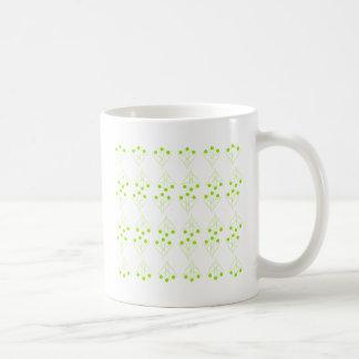 Eco tree coffee mug