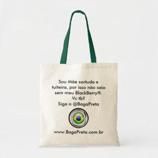 Ecobag Day of the BagaPreta Mothers Budget Tote Bag